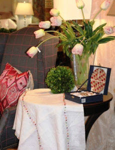 Kravet Canada event at Rousseau's