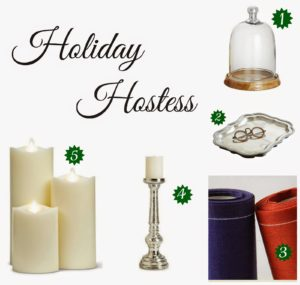 Gift Guide: Holiday Hostess