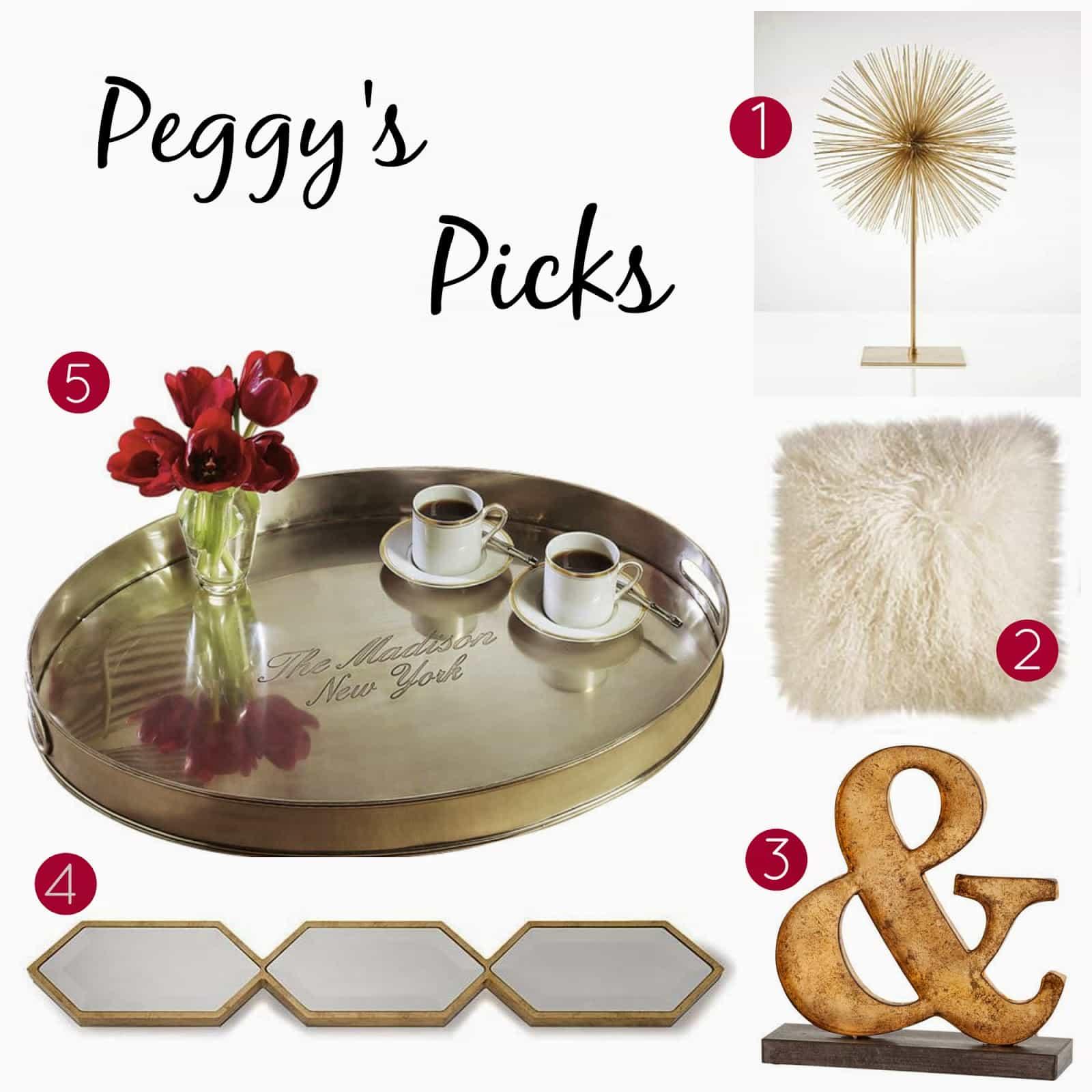 Gift Guide: Peggy's Picks