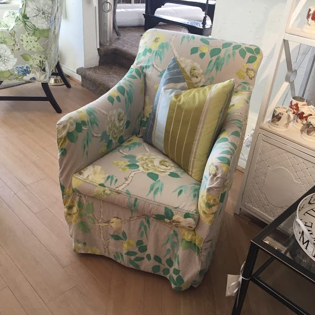 Sitting Pretty: The Chair Sale