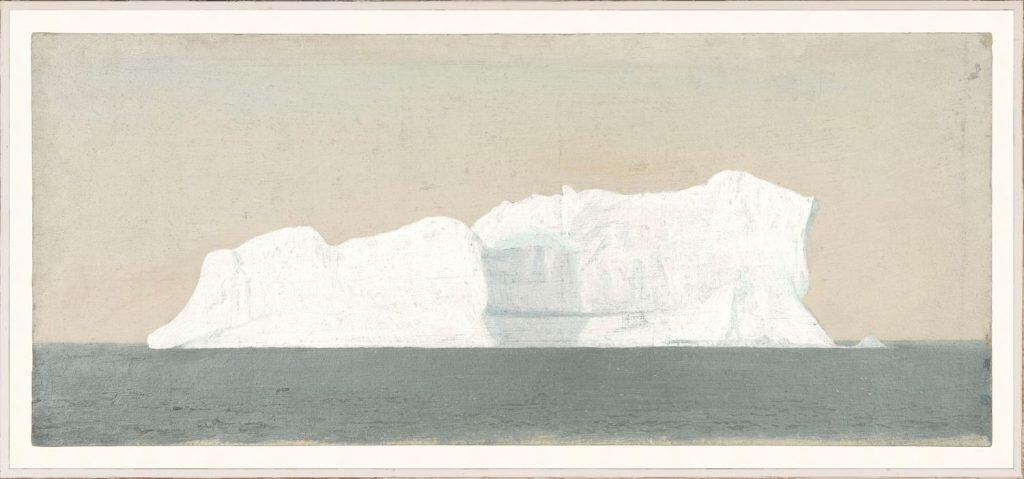 Floating Iceberg