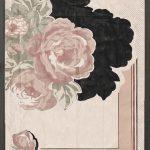 Enchantillon De Fond c'Ecran Rose I Print