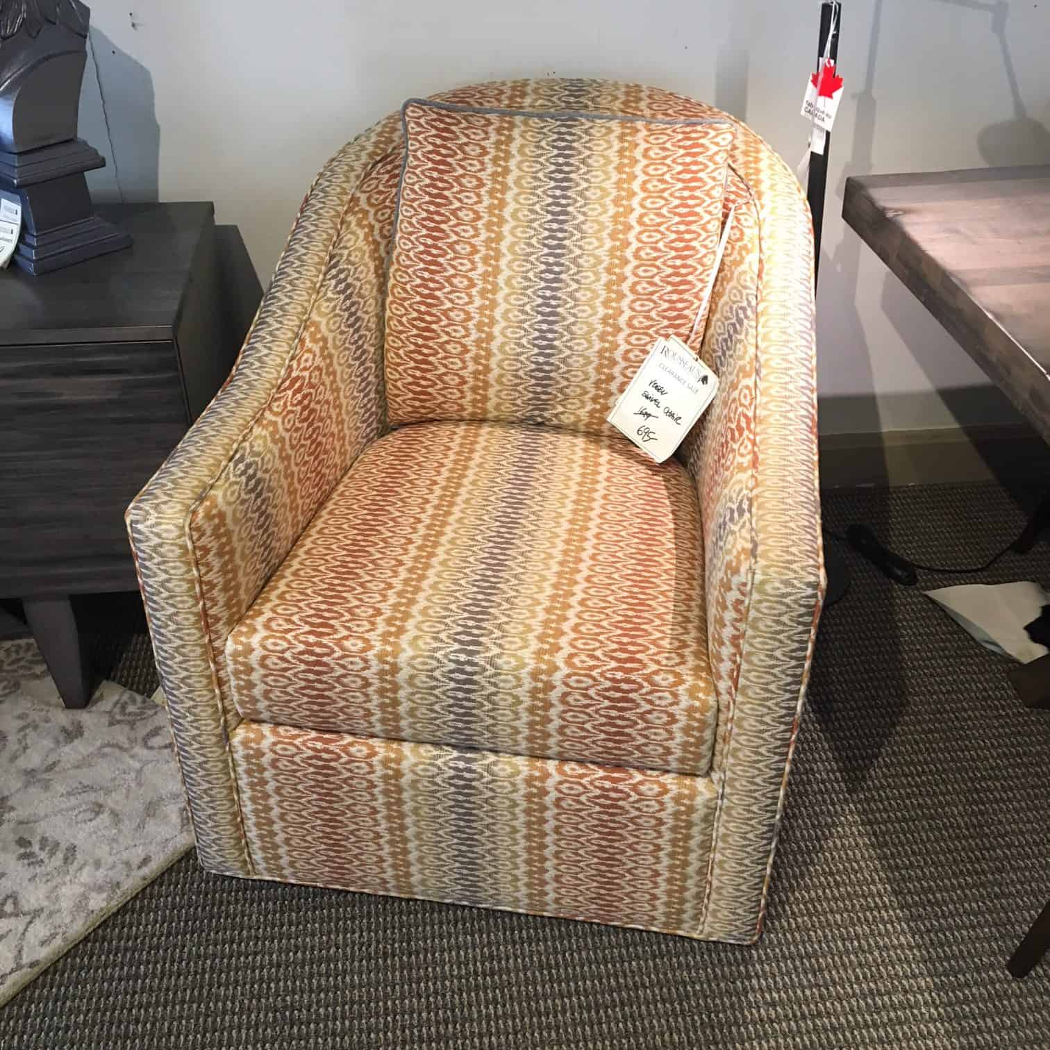 Vogel Swivel Chair